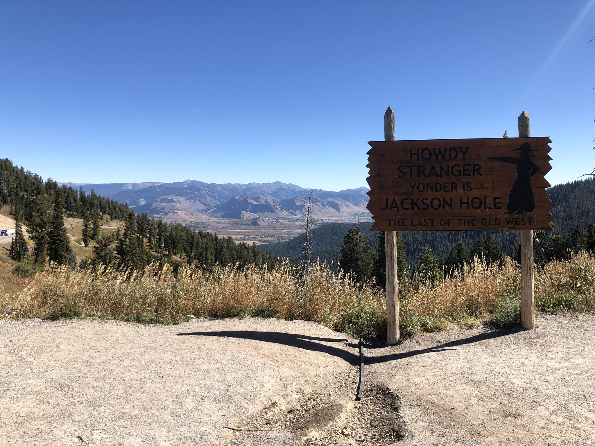 Atomic City, Jackson Hole, Yellowstone,  Cody