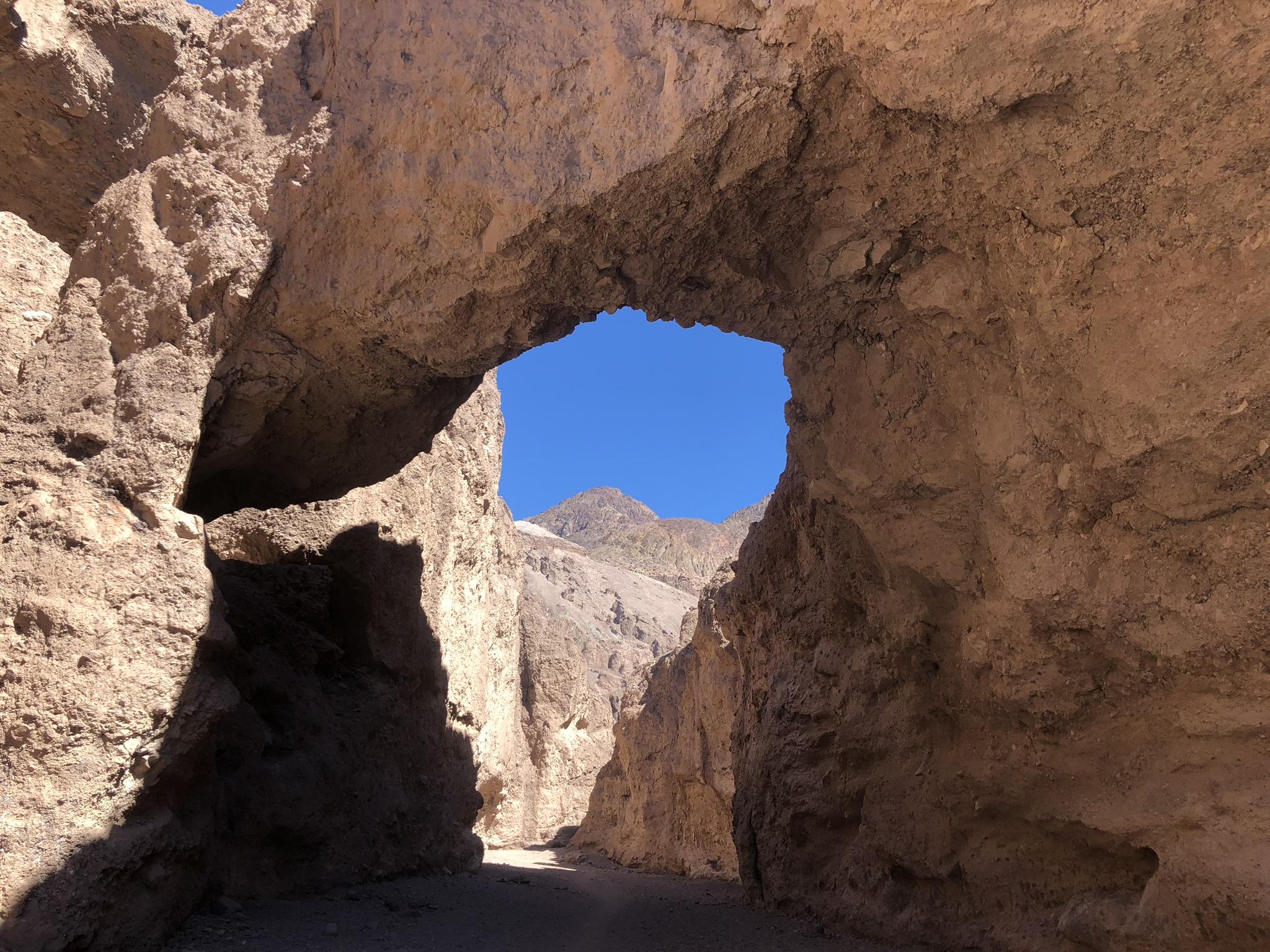 Death Valley, Zabriskie Point, Las Vegas