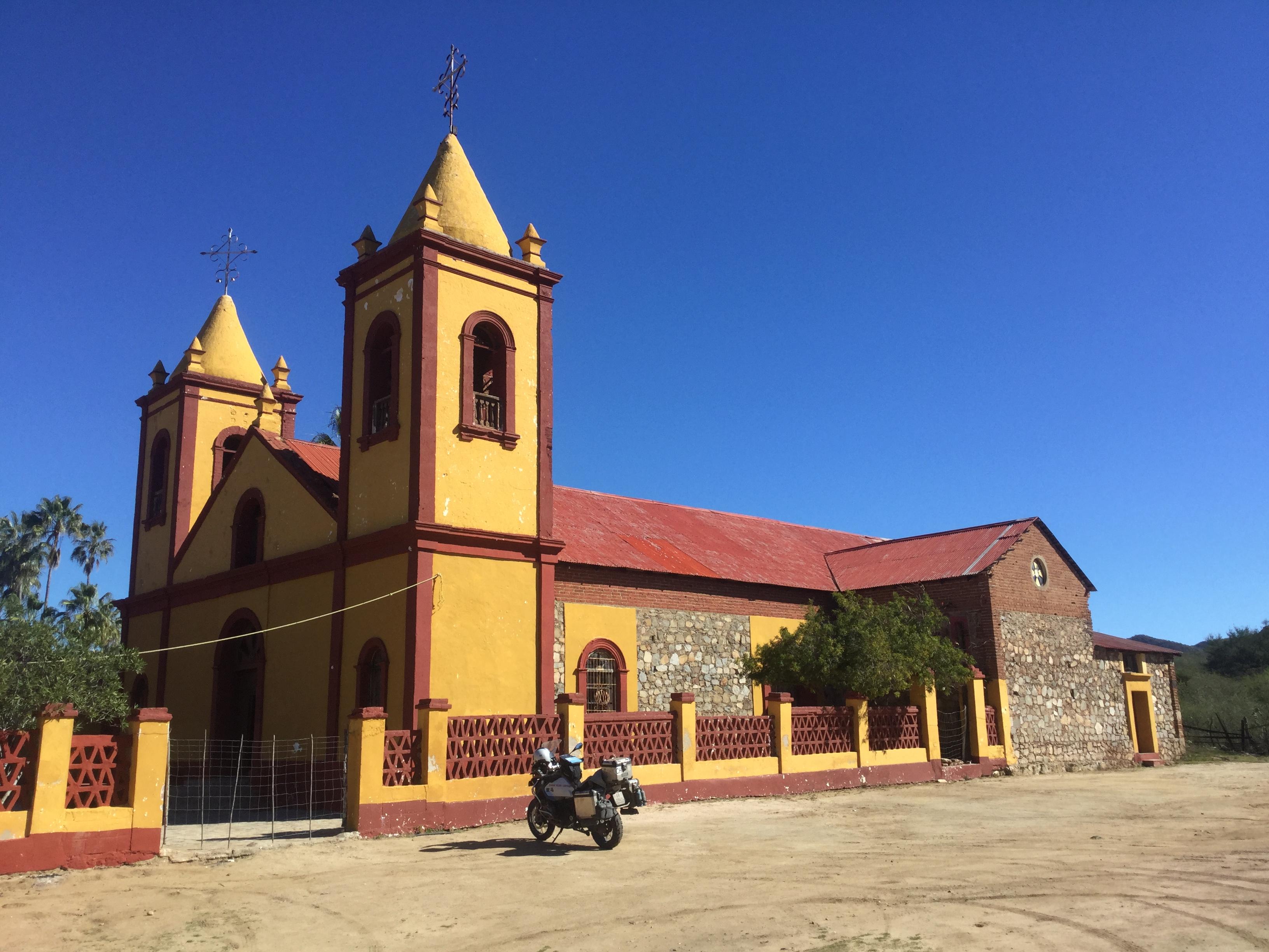 La Paz, Südschlaufe, La Paz