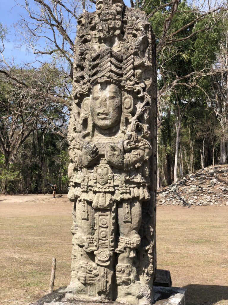 Copán Ruinen, Guatemala, Rio Dulce, Livingstone