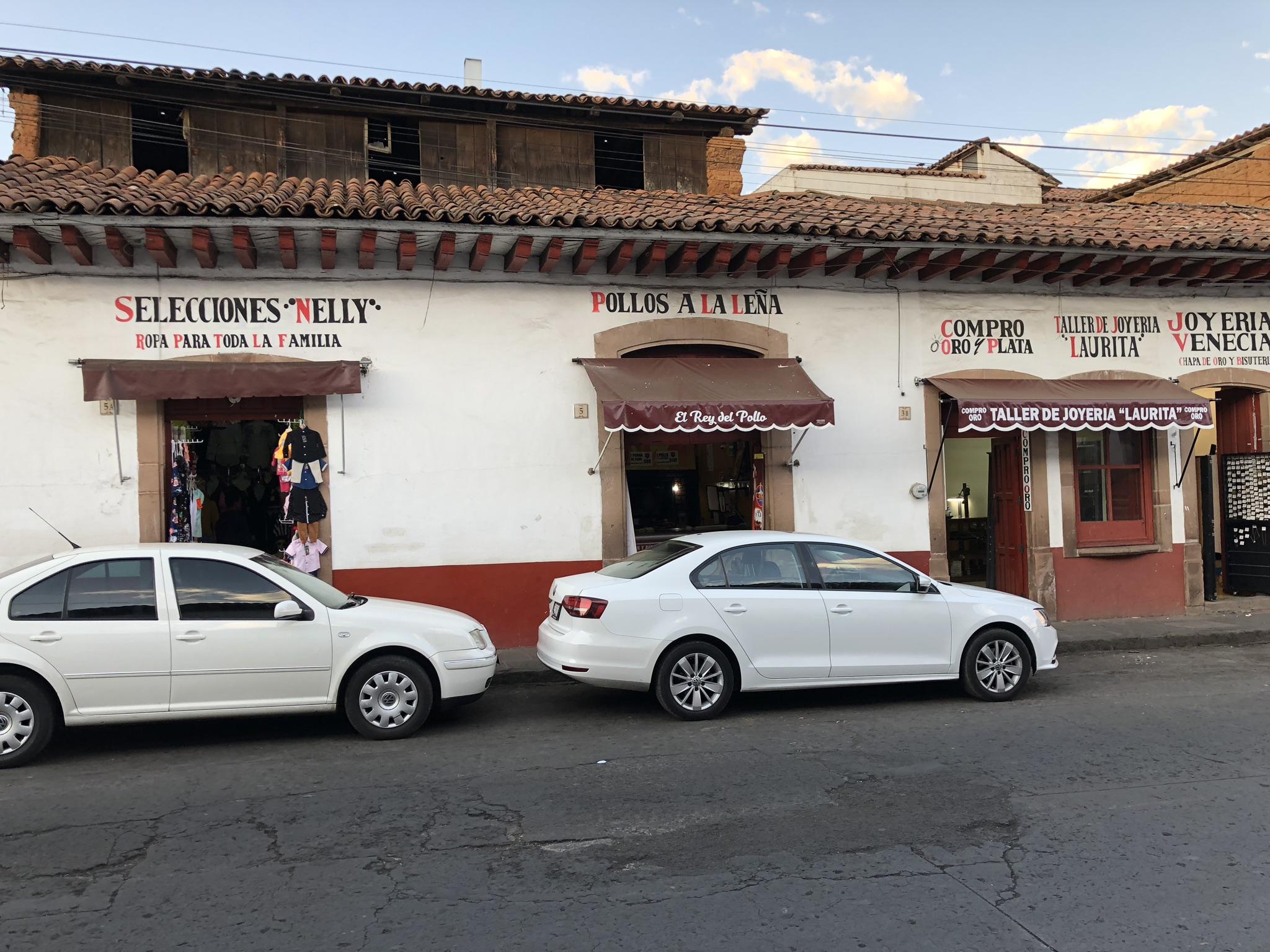 Pátzcuaro, Morelia, Monarch Falter, Villa Victoria