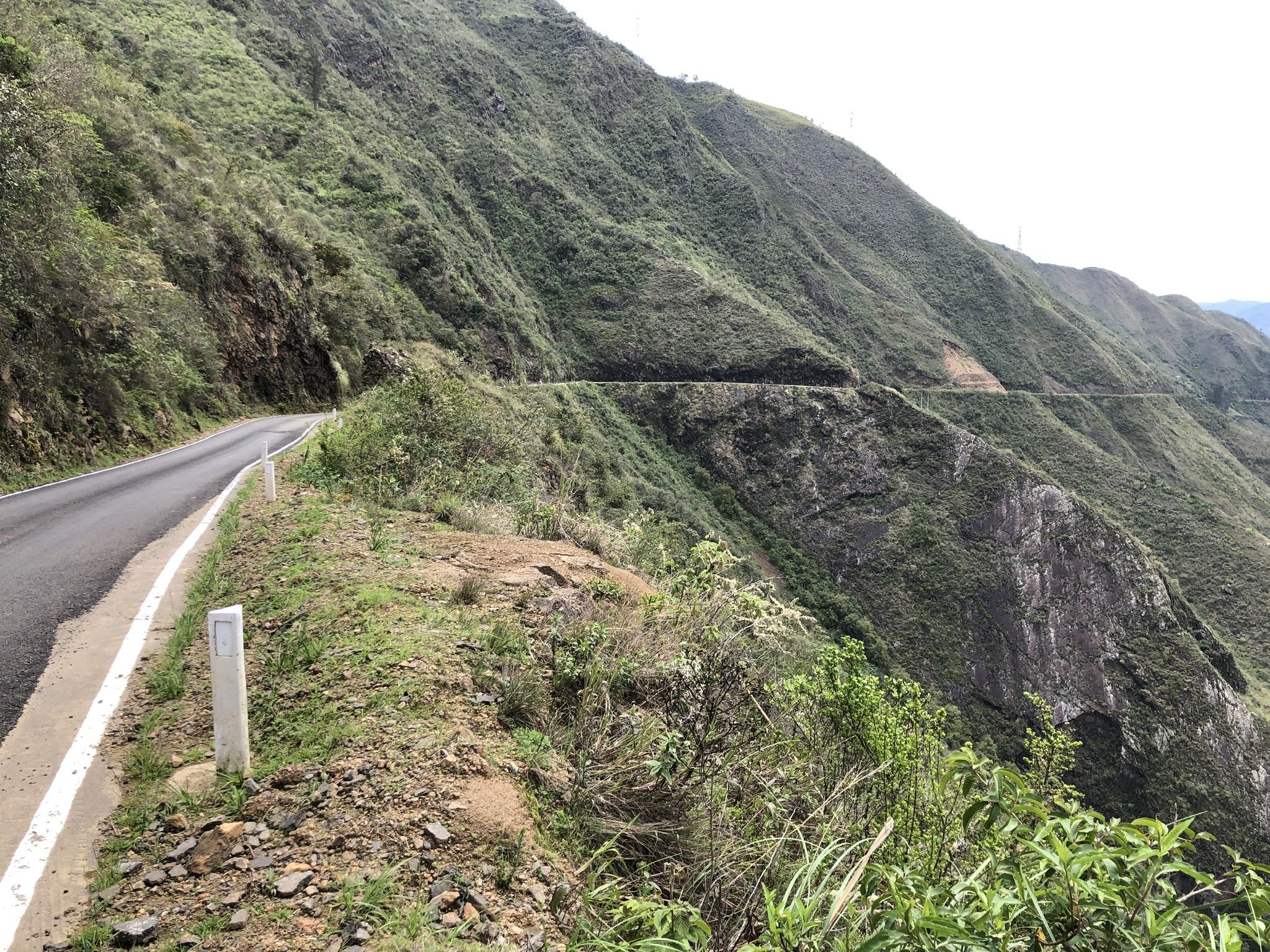Abra Calla Calla, Balsas, Celendin, Cajamarca, 3 N, Trujillo