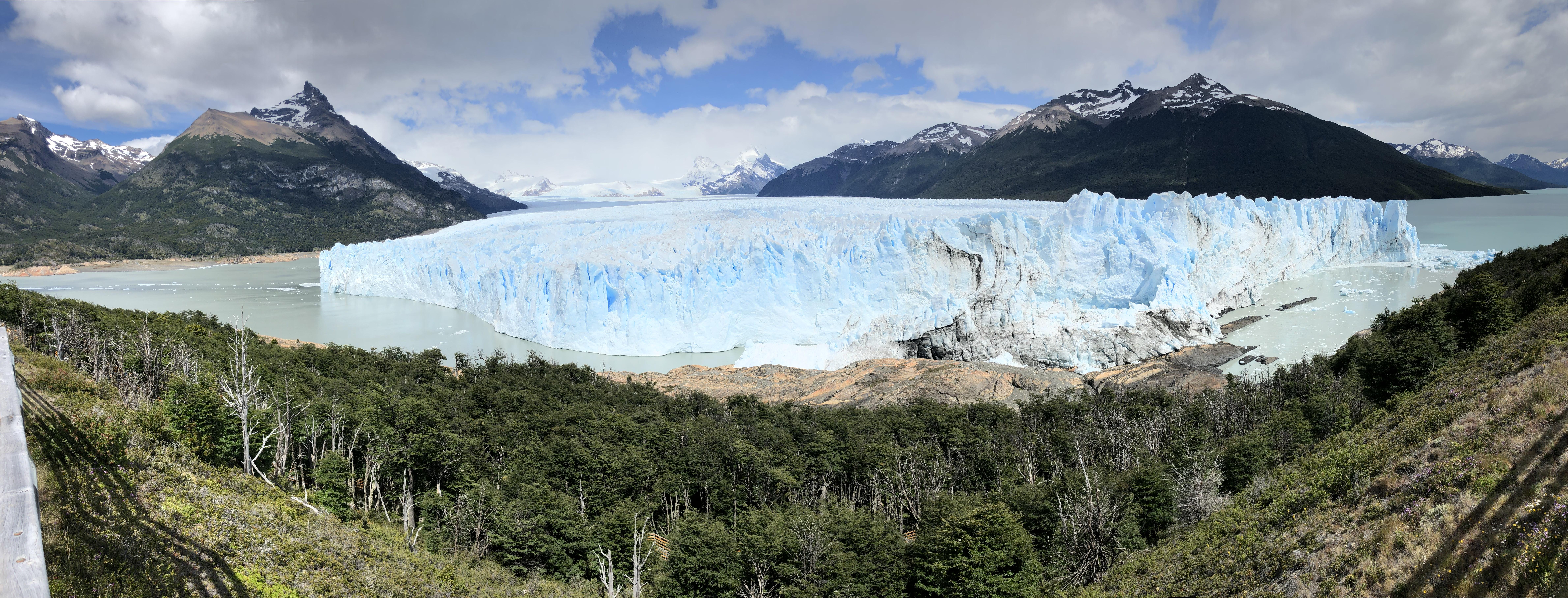 Perito Moreno, Torres del Paine, Puerto Natales