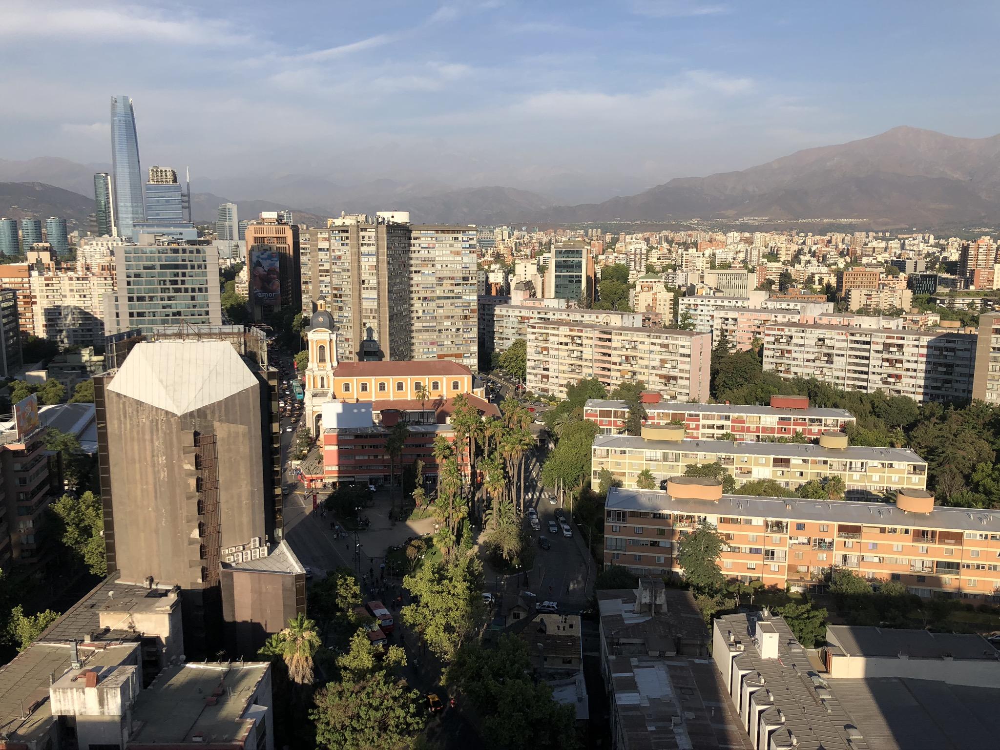 Santiago, Weinstrasse, Los Angeles
