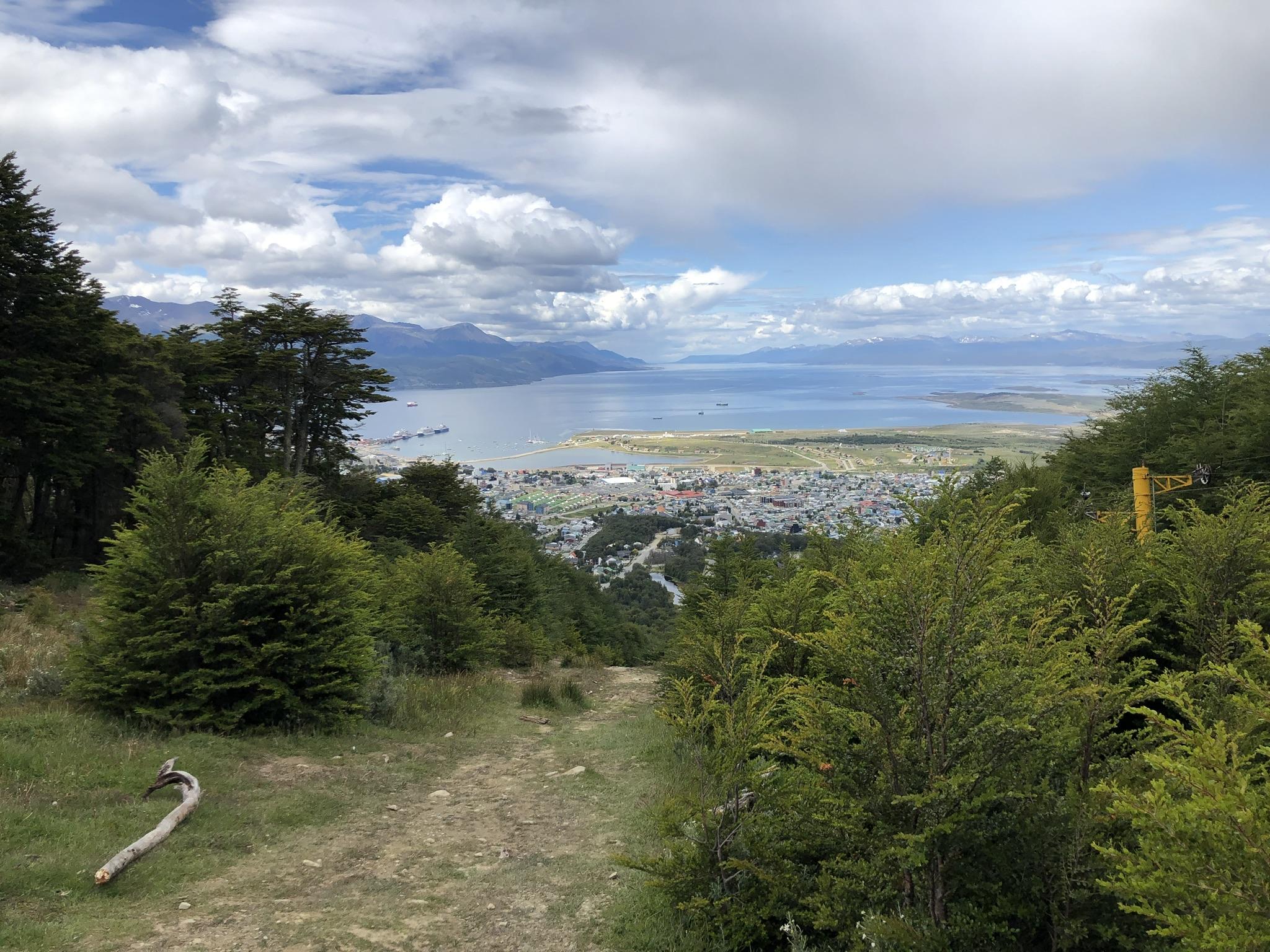 Ushuaia Umgebung